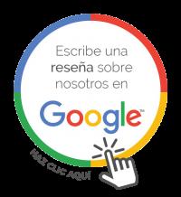 reseñas google + clic aqui
